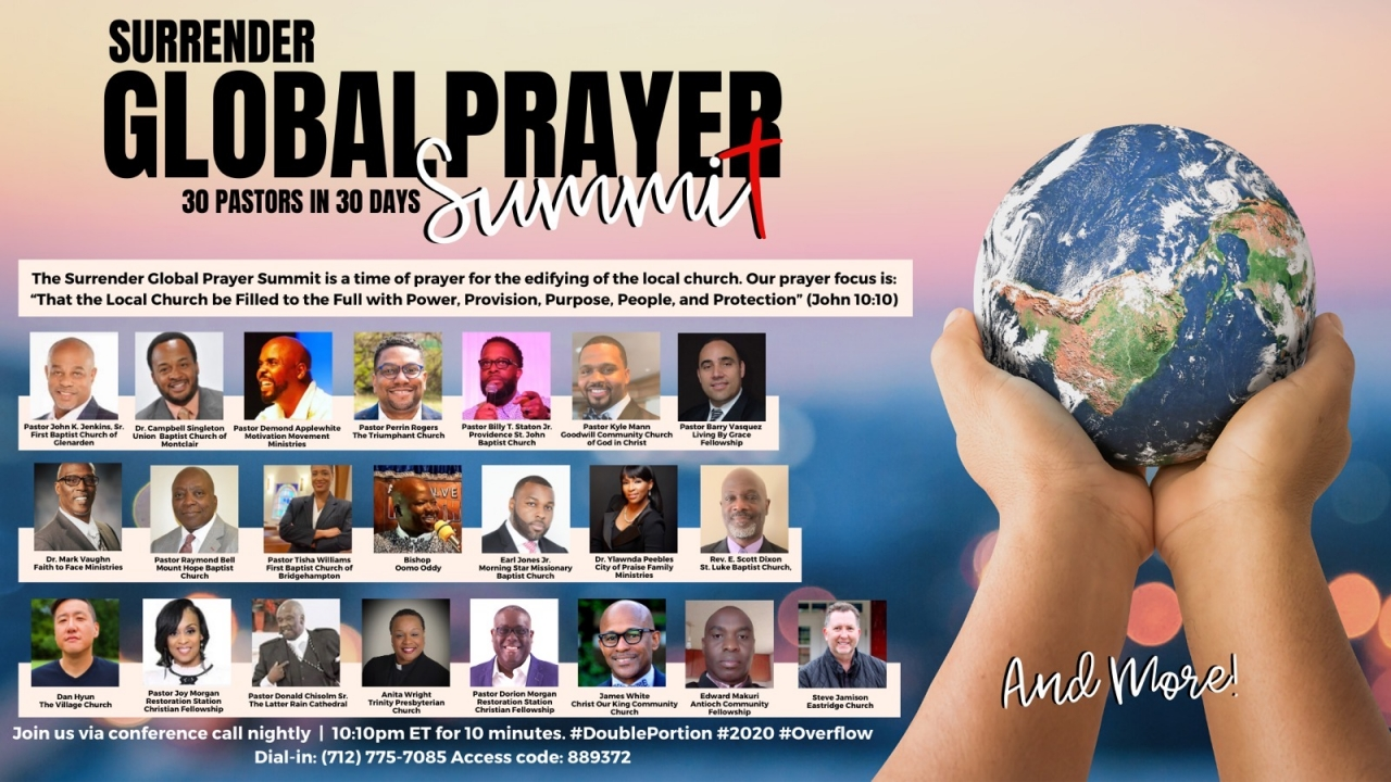 Global Prayer Summit